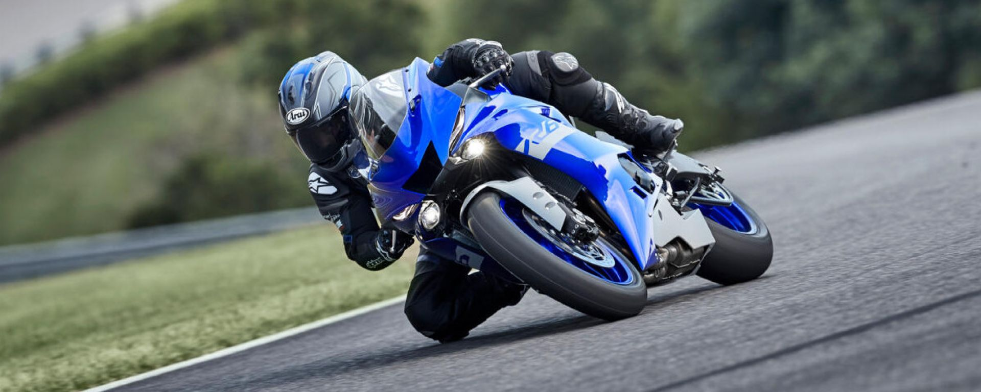 Yamaha: depositati in Giappone i brevetti per delle nuove sportive