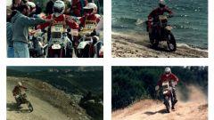 Yamaha, Deus e lo Swank Rally: ritorna il mito degli anni 80 - Immagine: 1
