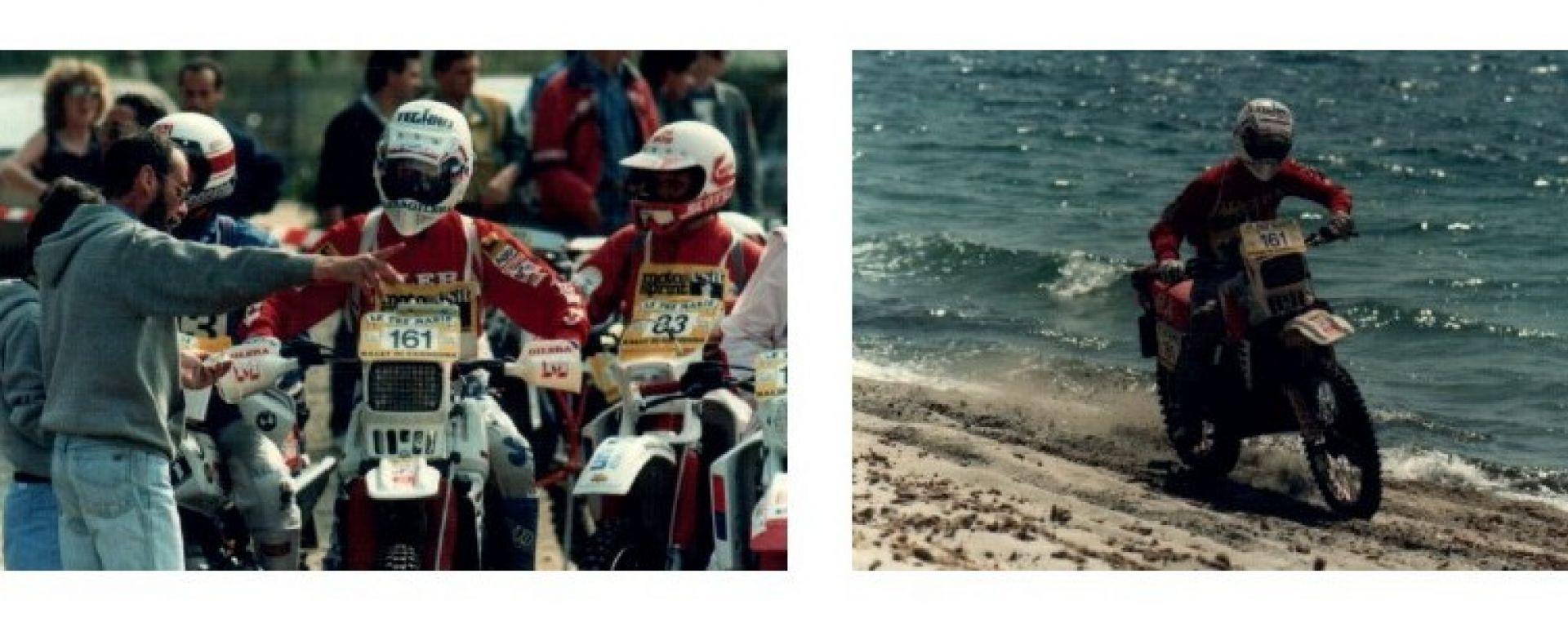 Yamaha, Deus e lo Swank Rally: ritorna il mito degli anni 80