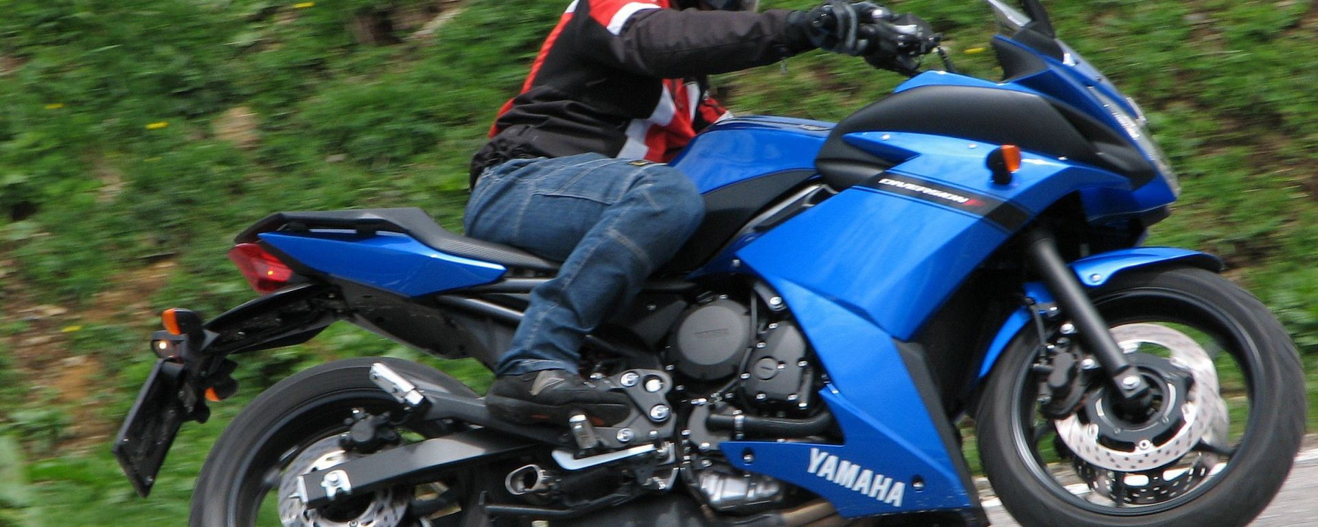 Yamaha Diversion F