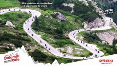 Yamaha Dolomiti Ride 2018 locandina