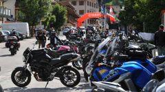 Yamaha Dolomiti Tour 2018