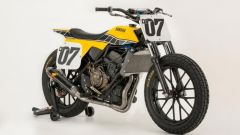 Yamaha DT-07 Flat Track Concept - Immagine: 3