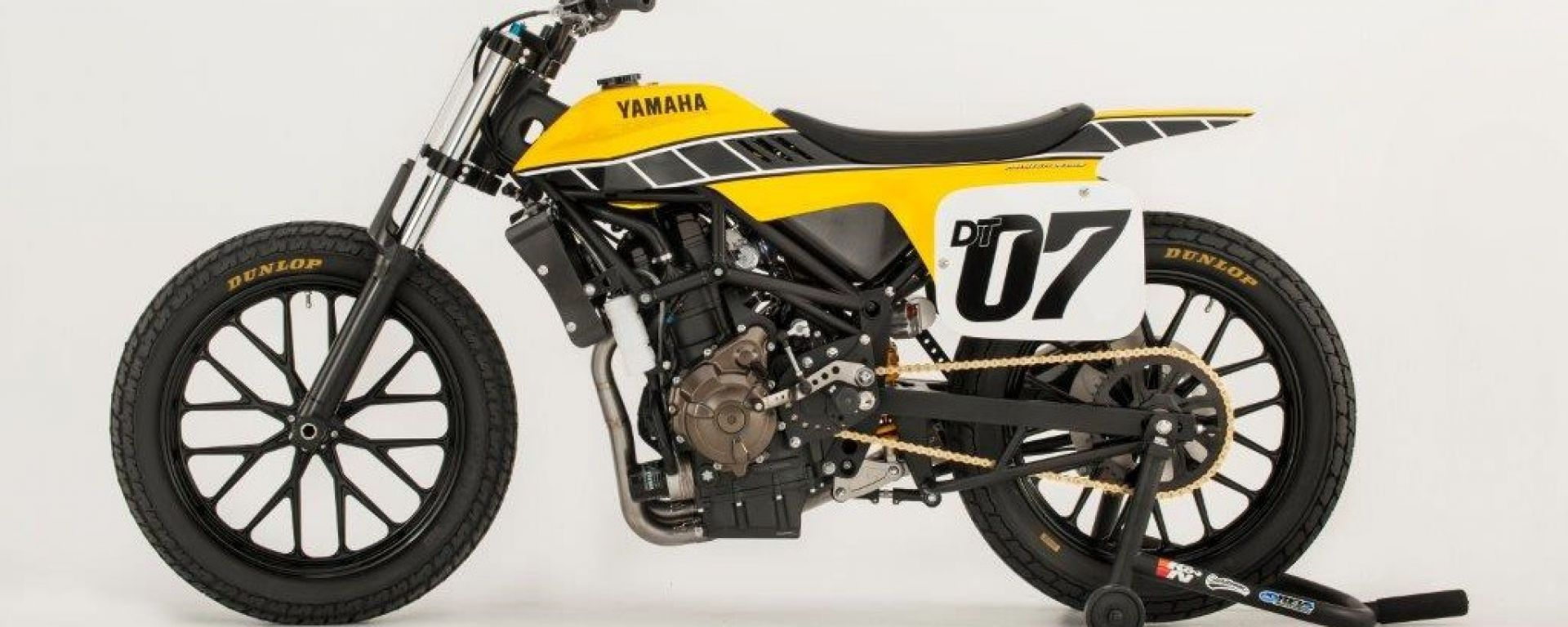 Yamaha DT-07 Flat Track Concept