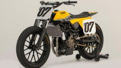 Yamaha DT-07 Flat Track Concept - Immagine: 2