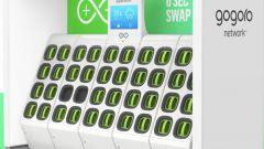 Yamaha e Gogoro: gli stalli di ricarica e scambio batterie