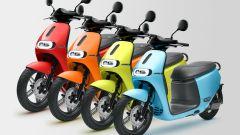 Yamaha e Gogoro: la gamma scooter di Taiwan