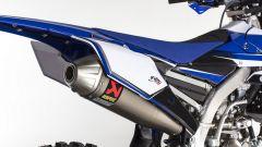 Yamaha EnduroGP, scarico