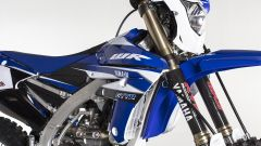 Yamaha EnduroGP, vista laterale