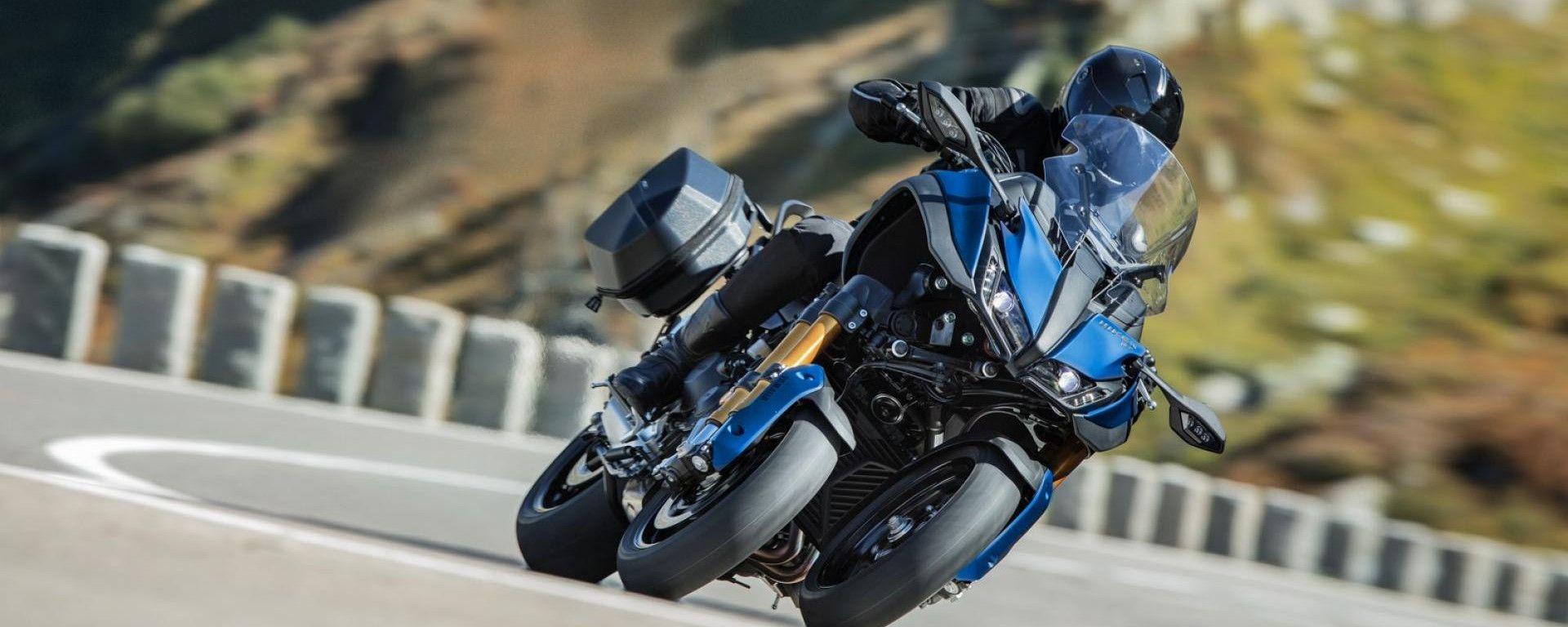 Yamaha Experience: le date per provare su strada la gamma 2019