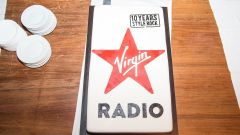 Yamaha Faster Sons, la torta by Virgin Radio