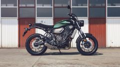 Yamaha Faster Sons, XSR700
