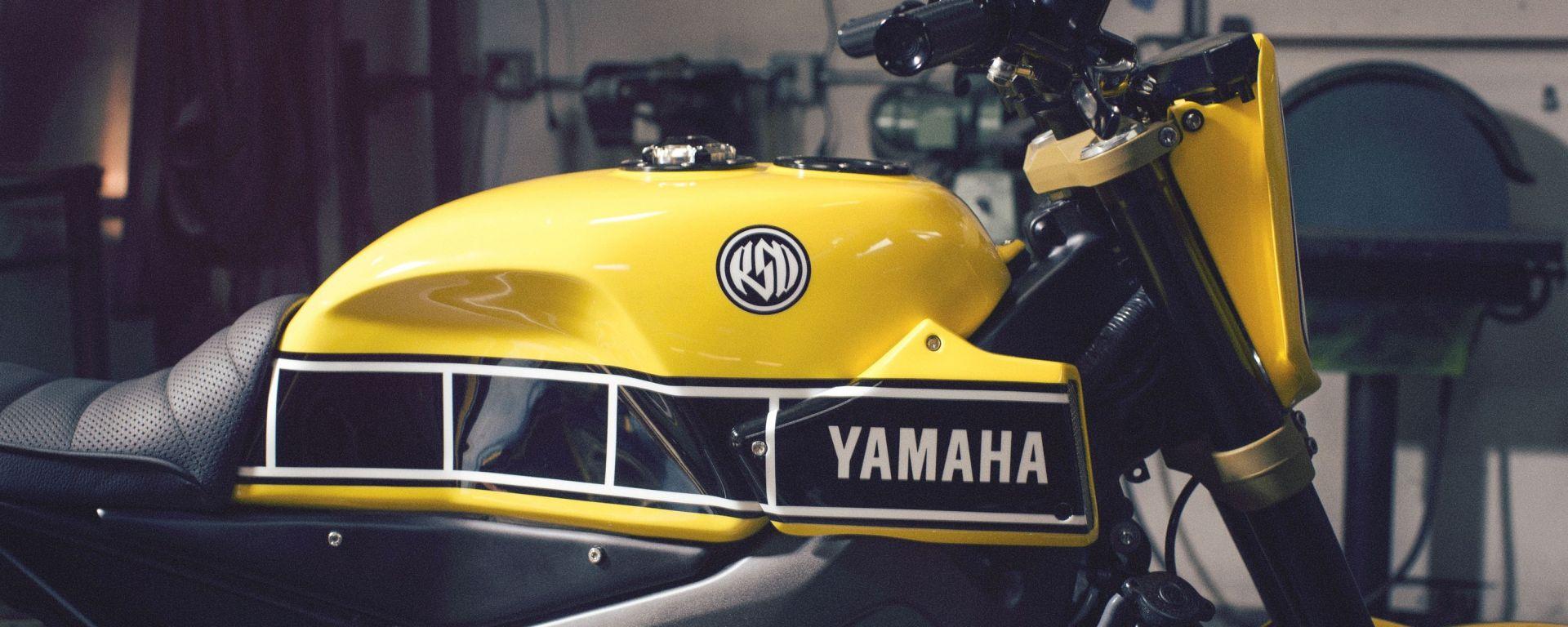 Yamaha Faster Wasp