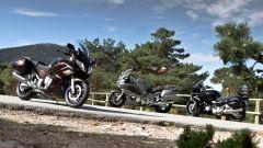 Yamaha FJR 1300 2013, ora anche in video - Immagine: 30