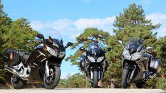Yamaha FJR 1300 2013, ora anche in video - Immagine: 24