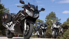 Yamaha FJR 1300 2013, ora anche in video - Immagine: 22