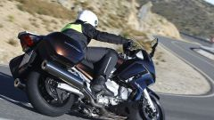 Yamaha FJR 1300 2013, ora anche in video - Immagine: 13