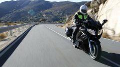 Yamaha FJR 1300 2013, ora anche in video - Immagine: 21