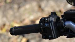 Yamaha FJR1300A, blocchetto sinistro