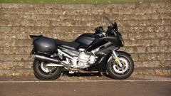 Yamaha FJR1300A, fiancata destra