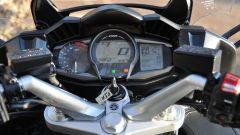 Yamaha FJR1300A, quadro strumenti