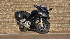 Yamaha FJR1300A, statica