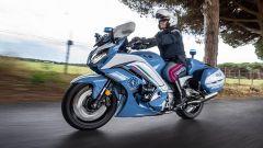 Yamaha FJR1300AE: la versione della Polizia Stradale