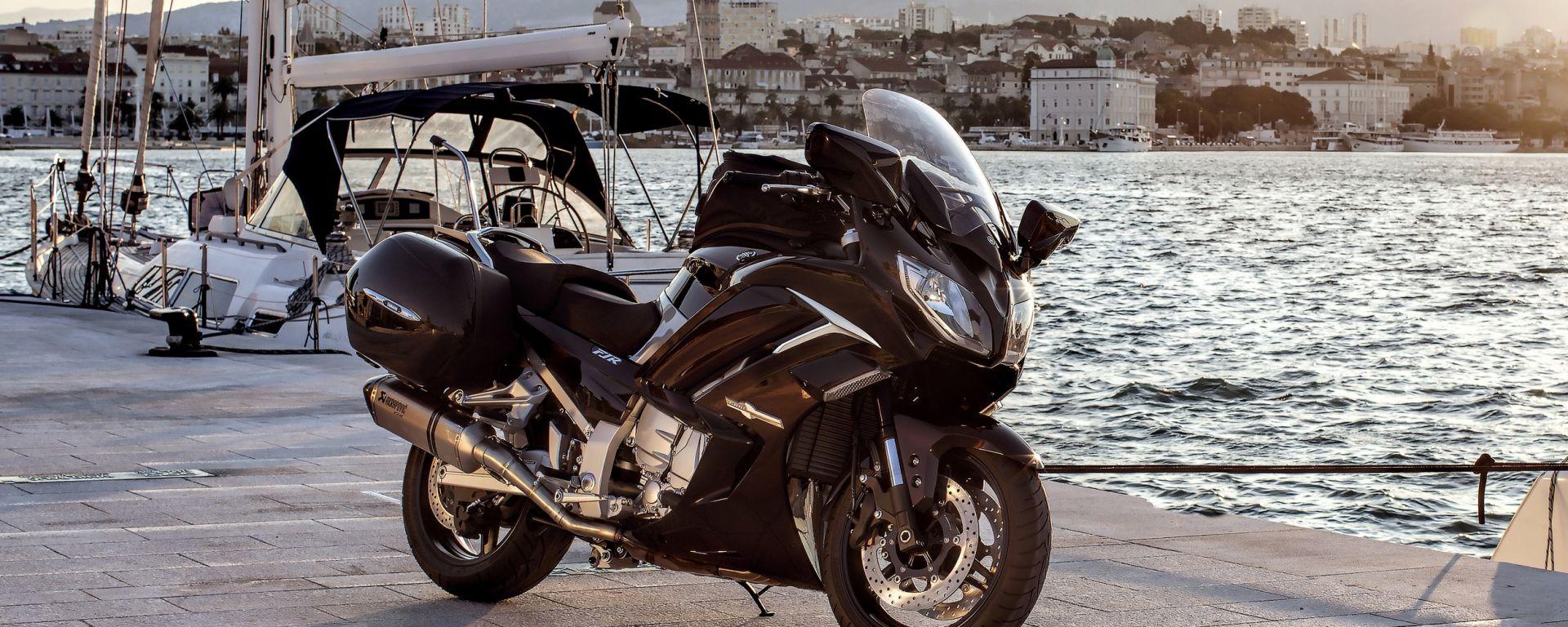 Yamaha FJR1300AE my 2014