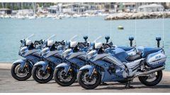 Yamaha FJR1300AE: sono 90 le moto consegnate alla Polizia Stradale