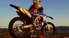 Yamaha gamma offroad 2013: le prove - Immagine: 1