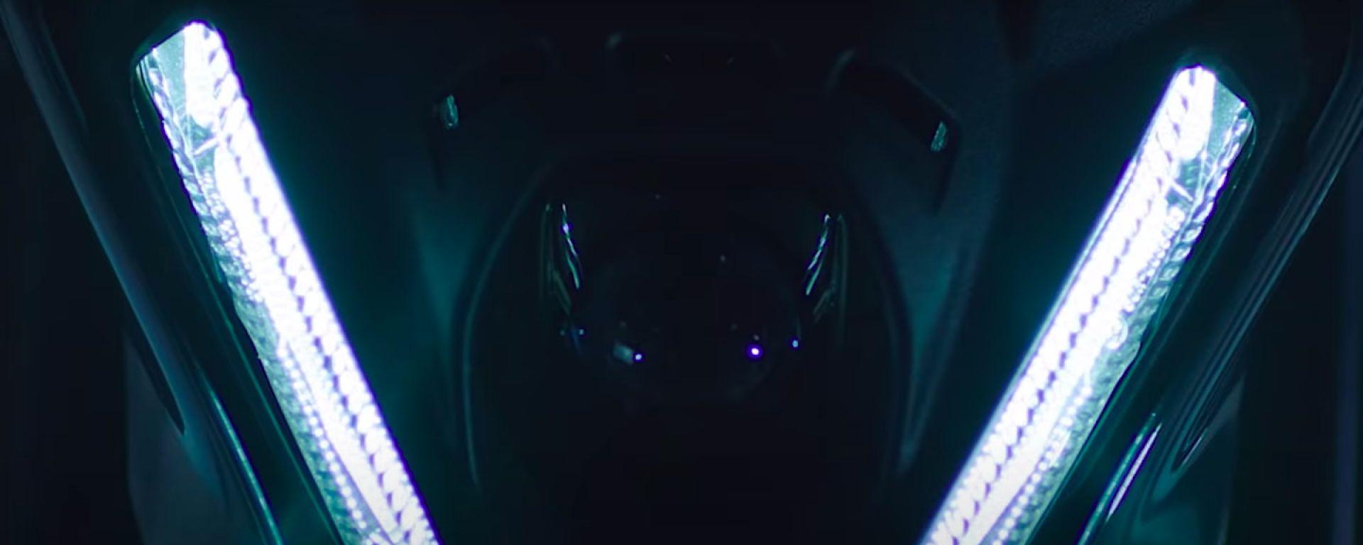Yamaha: il faro è della futura MT-09?