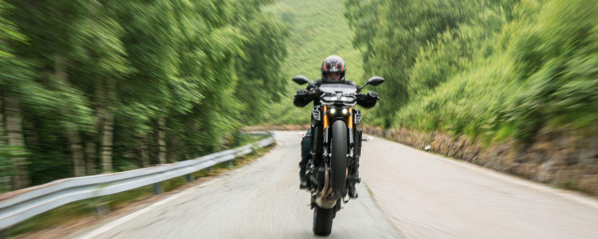 Yamaha: in arrivo una nuova MT-09 con motore Euro 5