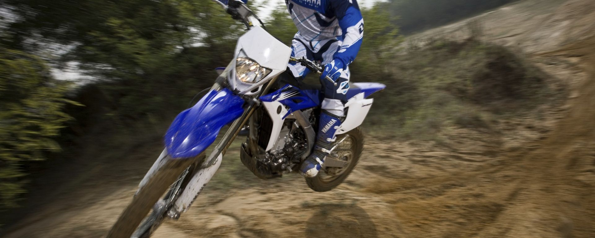 Yamaha: partono gli incentivi off road