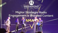 Yamaha Italia al 31° Grand Prix Advertising Strategies