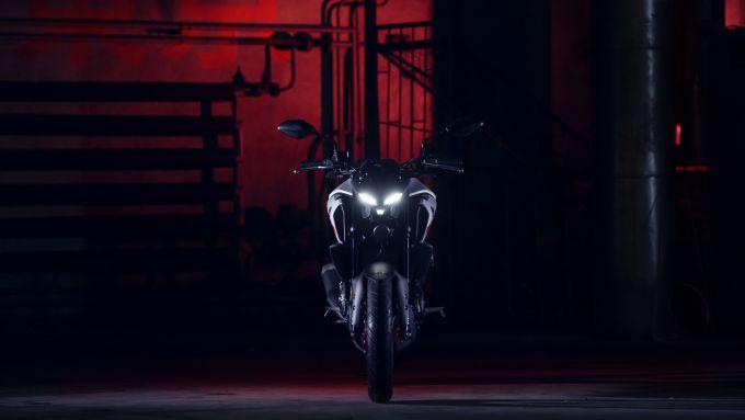 Yamaha presenta la nuova MT