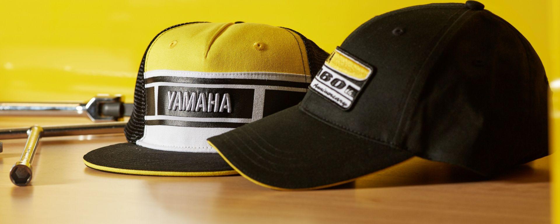 Yamaha: linea di abbigliamento 60° Anniversary