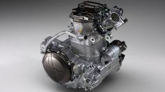 Yamaha: motore della WR-F