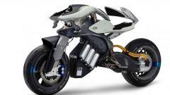 Yamaha Motoroid: intelligenza artificiale al salone di Tokyo - Immagine: 1
