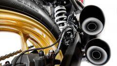 Yamaha MT-03 Dirt Track by Kingston Customs, scarichi