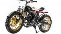 Yamaha MT-03 Dirt Track by Kingston Customs
