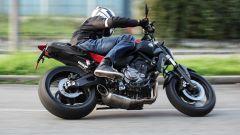 Yamaha MT-07, la prova in strada - Immagine: 1