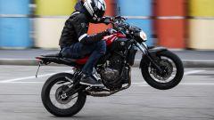 Yamaha MT-07, la prova in strada - Immagine: 5