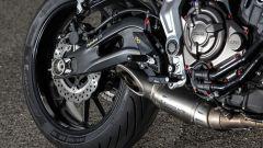 Yamaha MT-07, la prova in pista - Immagine: 17