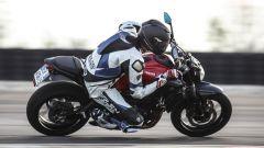 Yamaha MT-07, la prova in pista - Immagine: 7