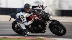 Yamaha MT-07, la prova in pista - Immagine: 4