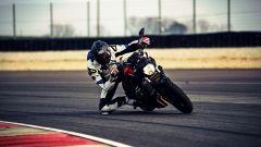 Yamaha MT-07, la prova in pista - Immagine: 1