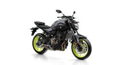 Yamaha MT-07 2017, Night Fluo