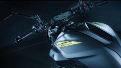 Yamaha MT-07 2018, cupolino