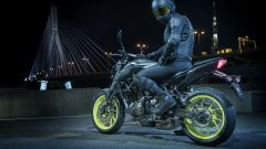 Yamaha MT-07 2018: si è rifatta il look [VIDEO] - Immagine: 16