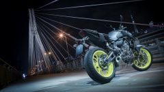 Yamaha MT-07 2018: si è rifatta il look [VIDEO] - Immagine: 17